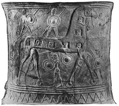 I Trojani parlavano un dialetto di tipo illirico - Larissa Bonfante(1981)