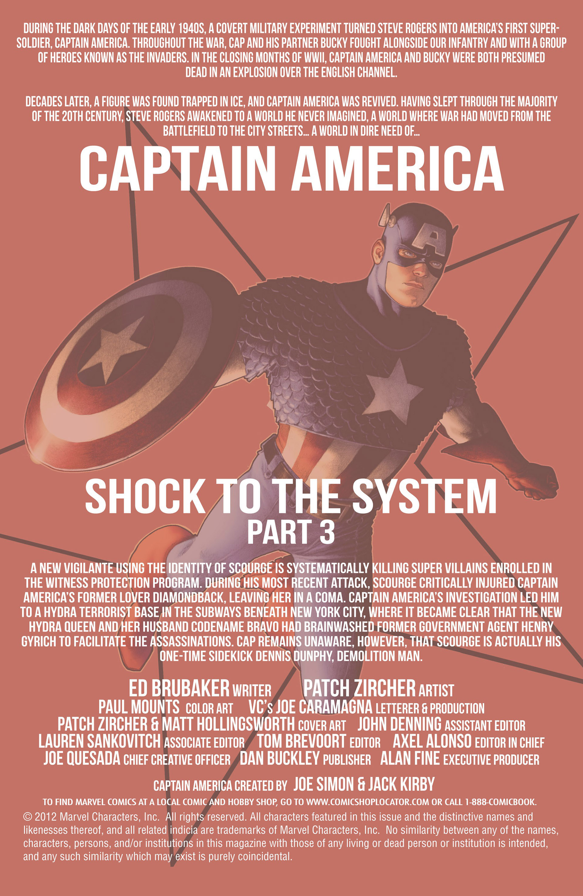 Captain America (2011) Issue #13 #13 - English 2