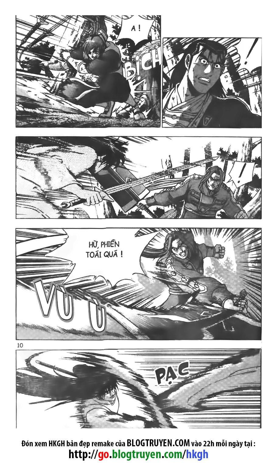 Hiệp Khách Giang Hồ - Hiệp Khách Giang Hồ Chap 257 - Pic 10