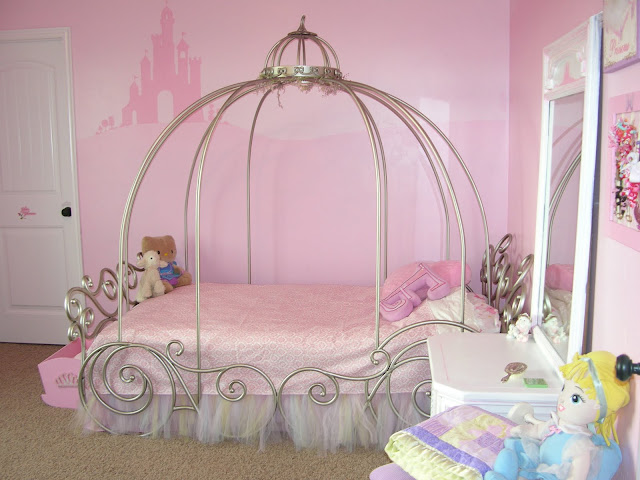 Little Girl Pink Bedroom Ideas