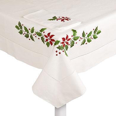 Las tardes del caf decora tu mesa en navidad - Pintura en tela motivos navidenos ...