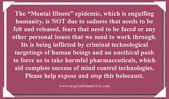"True Cause of ""Mental Illness"""