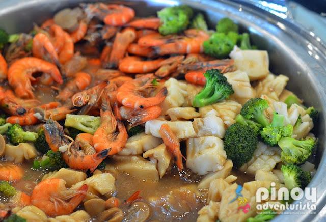 Where to Eat in Boracay Sea Breeze Cafe Boracay Regency