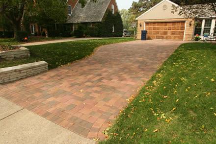 Brick Driveway Designs