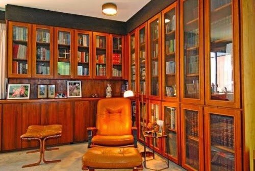 Foundation dezin decor home library designs tips for Home library ideas design