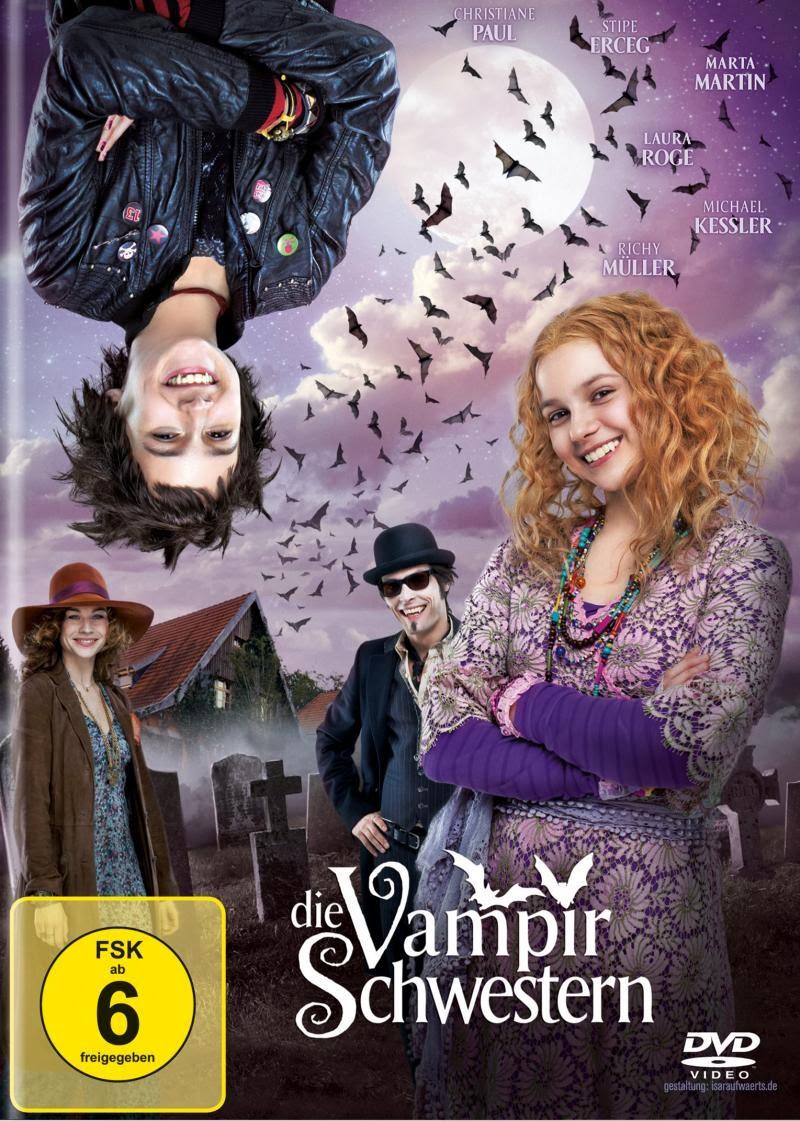 As Irmãs Vampiras – Dublado (2013)