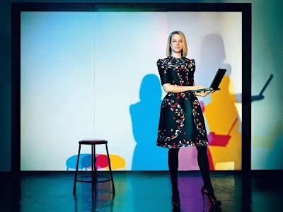 Marissa Mayer, la mujer de hierro (pionera de Google, CEO de Yahoo, icono del Silicon Valley...)
