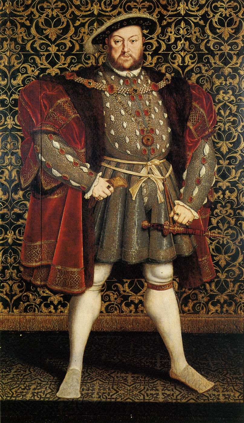 Being Bess: June 28th, 1491: The Birth of Henry VIII