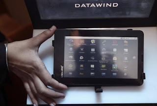 Aakash tablet Features
