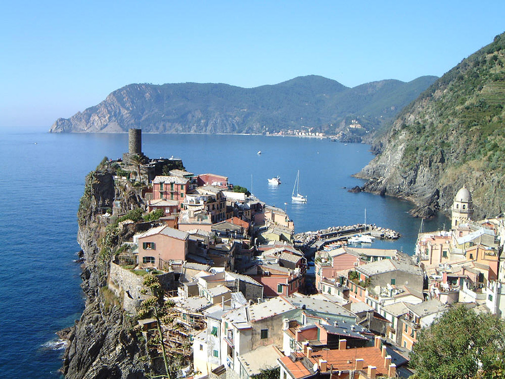 Travel Trip Journey: Cinque Terre Italy