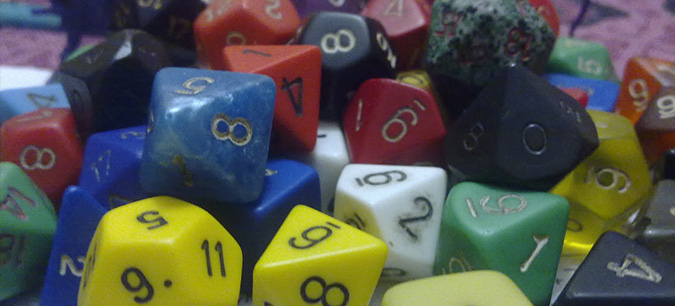 O que é RPG de Mesa