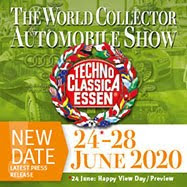 Techno Classica Essen 2020 Updated !