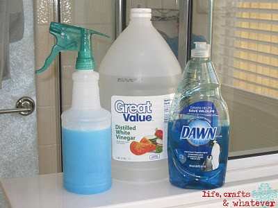 pinterest tested: tub cleaner - thecraftpatchblog