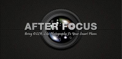 Edit Photo Android dengan Fokus | After Focus Download
