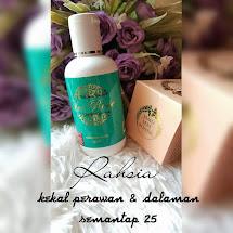 Jamu Seri Bonda & Lea Rosse Feminine Hygiene