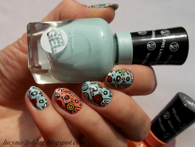 Sally Hansen Miracle  nr 240 B Girl