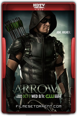 Arrow 4 Temporada Torrent HDTV