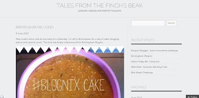 Tales From The Finch's Beak