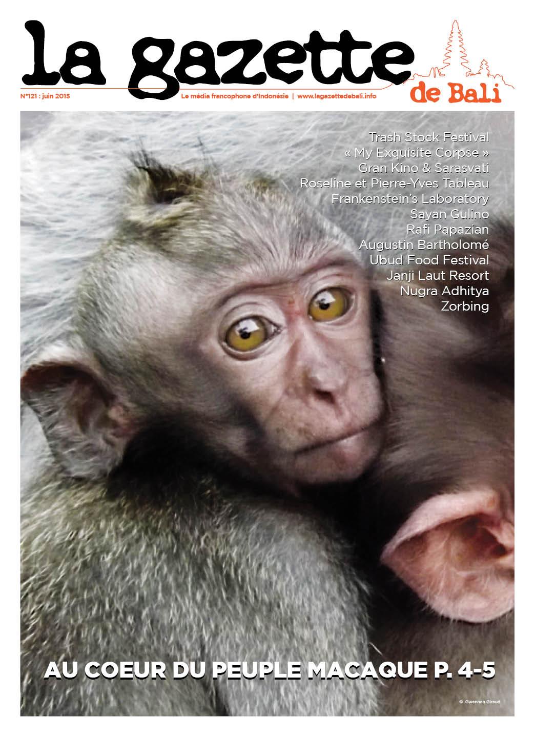 La Gazette de Bali juin 2015