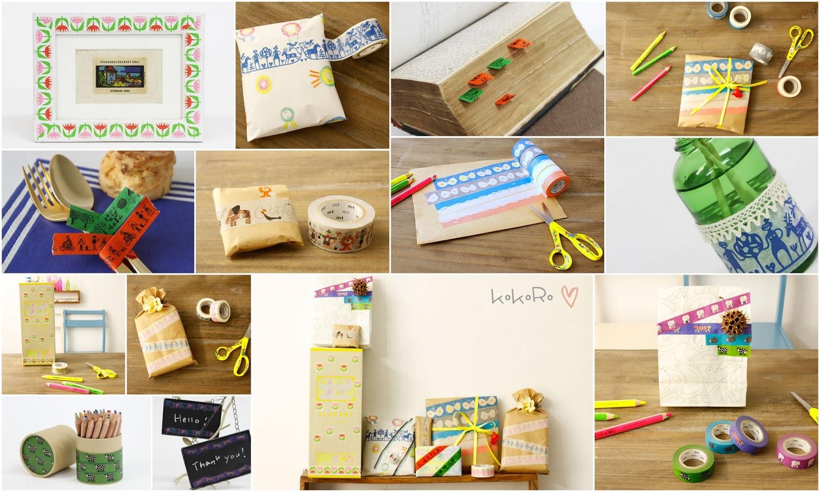 Kokoro Origami Y Etc Teras Washi Tapes Cat Logos