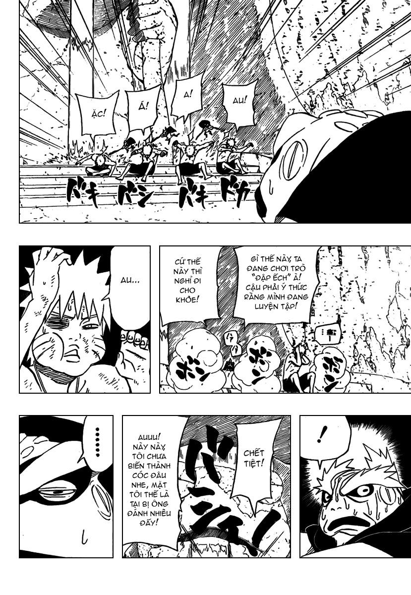 Naruto chap 412 Trang 11 - Mangak.info