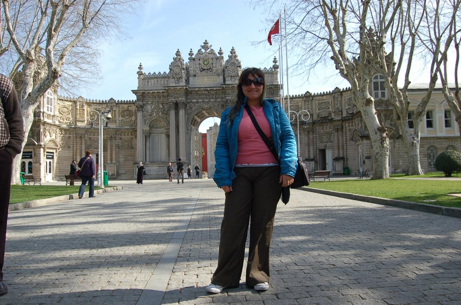 palácio Dolmabahçe