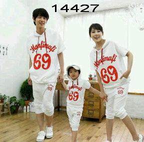 jaket family korea