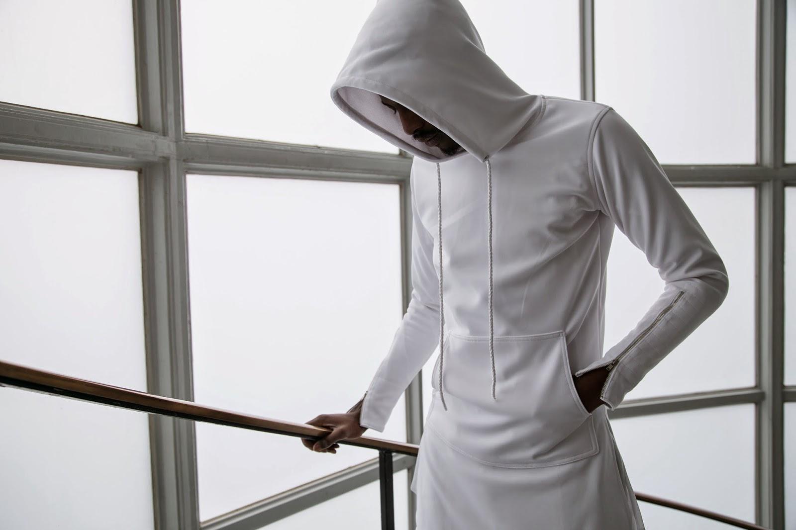 Karactor clothing jonthegold hoodie