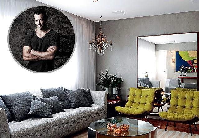 Gustavo valente arquitetura e design de interiores for Pintura para apartamentos modernos