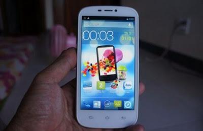 Smartphone Việt: ưu thế là giá chưa tới 5 triệu