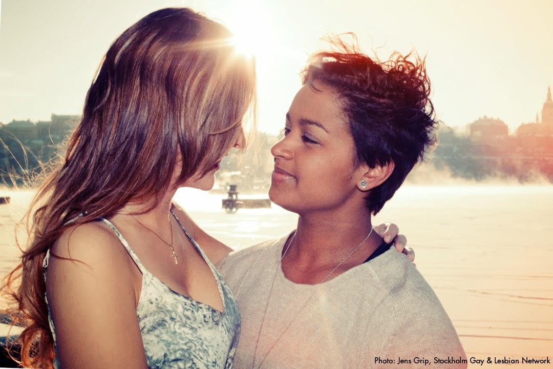 Hot lesbian blogspot