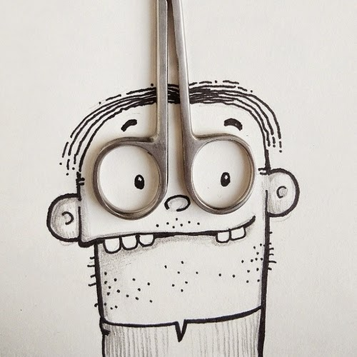 20-Scissor-Spectacles-Manik-N-Ratan-maniknratan-Cartoon-Drawings-www-designstack-co