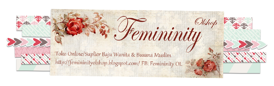 Femininity Olshop