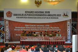 Sidang Kehormatan Kongres Nasional PMKRI