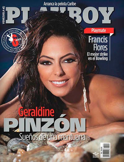 Geraldine Pinzón pelada