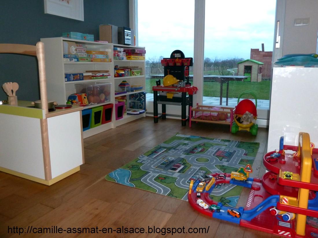 Nounou nature en alsace le nouveau coin jeux for Salon des enfants