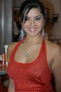 الممثلة ساني ليون