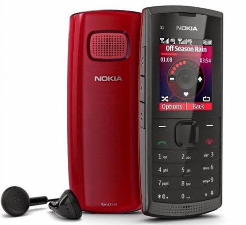 Nokia X1-01 giá 350K | Bán điện thoại 2 sim pin lâu nghe nhạc giá rẻ ở Hà Nội