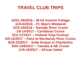 Extended Trips