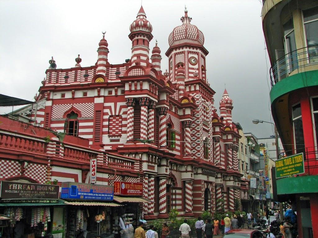 Sri Lanka Kontrol Ketat Masjid-masjid Lokal