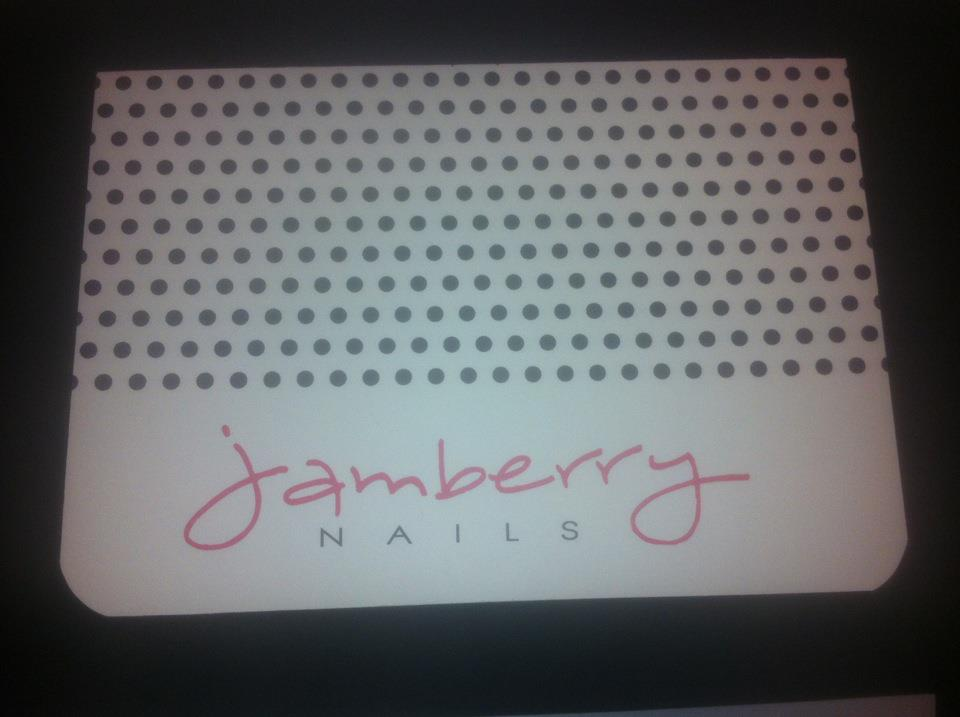 Discover the new nail revolution notes from jamberry nails inner packaging holds nail shields and has a place for a business card reheart Choice Image