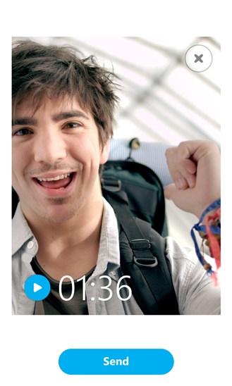 Skype on Nokia Lumia 925