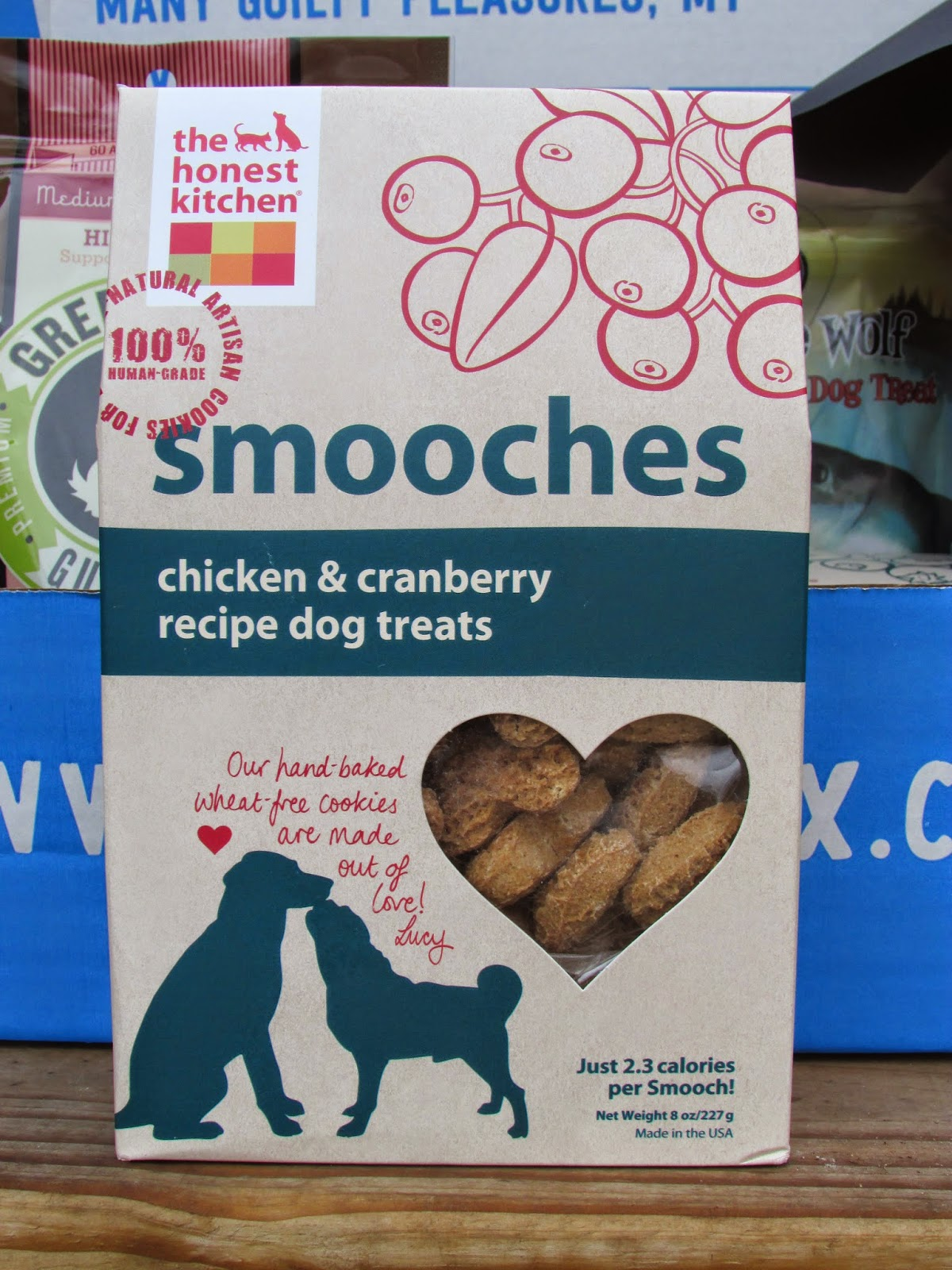 The Honest Kitchen Smooches review