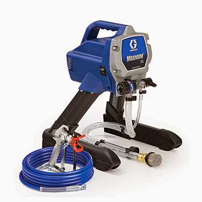 Graco Magnum  X Stand Airless Paint Spraye