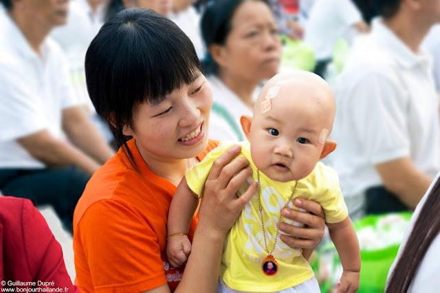 Baby in Thailand