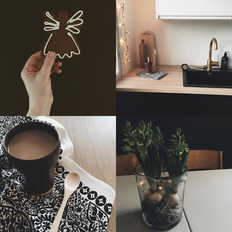 instagram kuvakollaasi joulusta