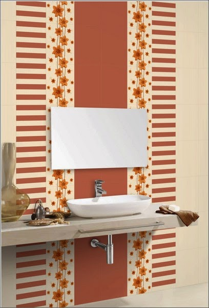 Innovative Bathroom Tiles Designs With Highlighters Bathroom Tiles Bathroom Tile