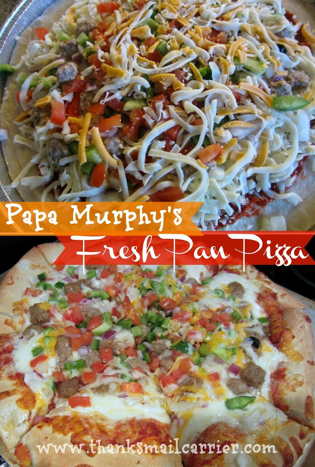 Papa Murphy's review
