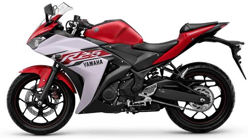 Yamaha YZF R25 2014 Đỏ Trắng