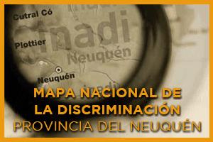MAPA NACIONAL DE LA DISCRIMINACIÓN